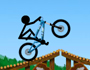Jeu Stickman Freeride